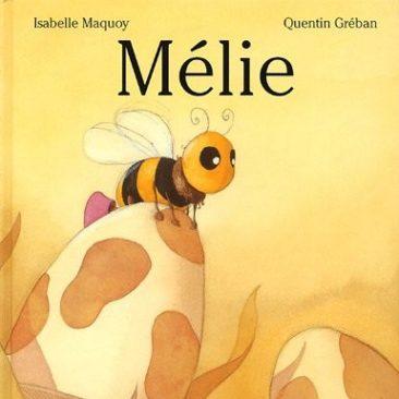 Couverture Album Mélie